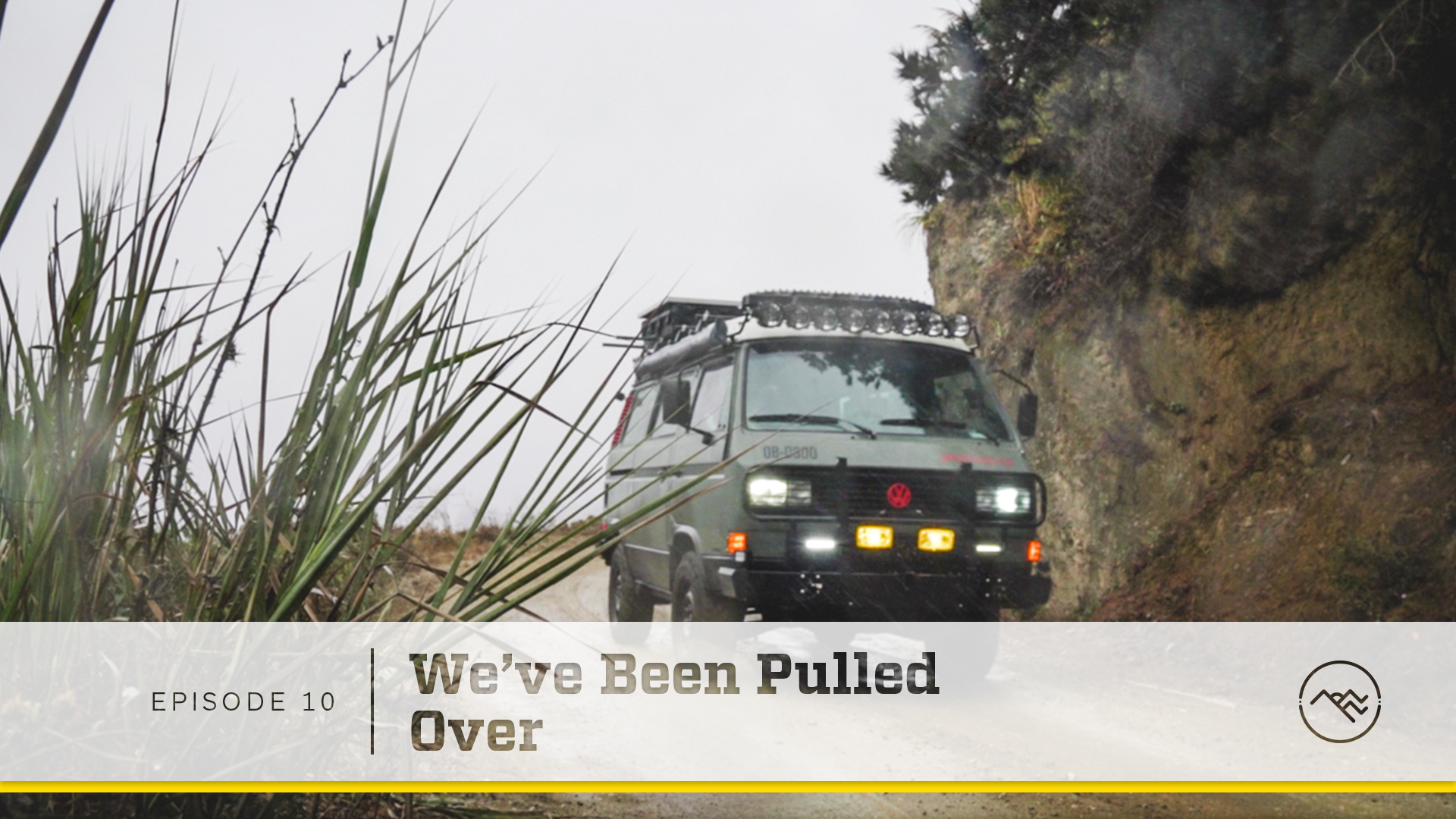 E010 : We've Been Pulled Over