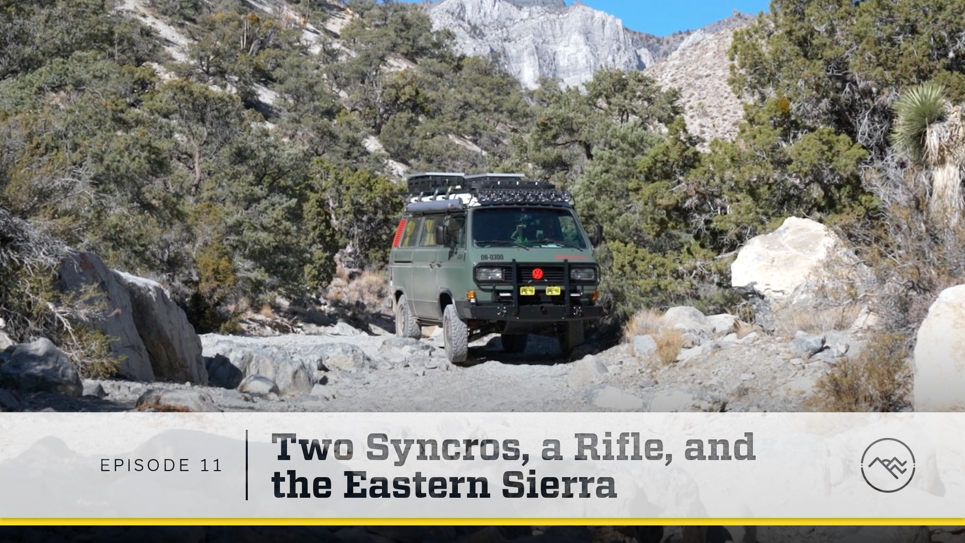 E011 : Two Syncros, a Rifle, And the Eastern Sierra