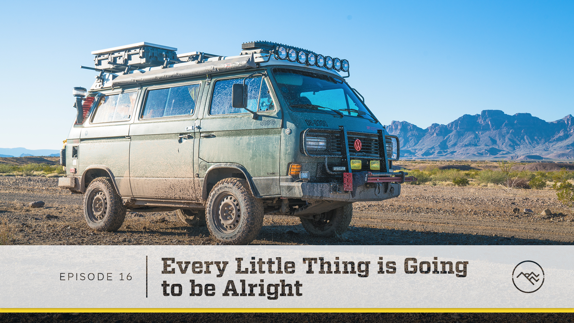 SEASON FINALE : E016 : Every Little Thing is Going to be Alright